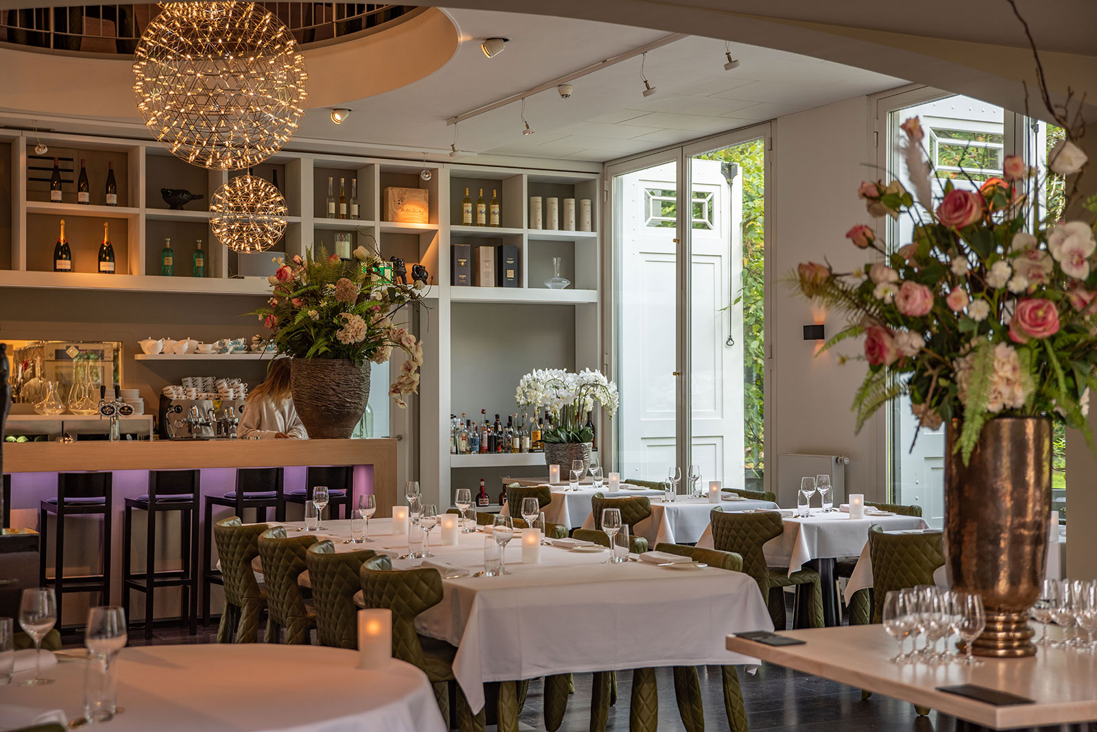 Michelinster restaurant Brabant